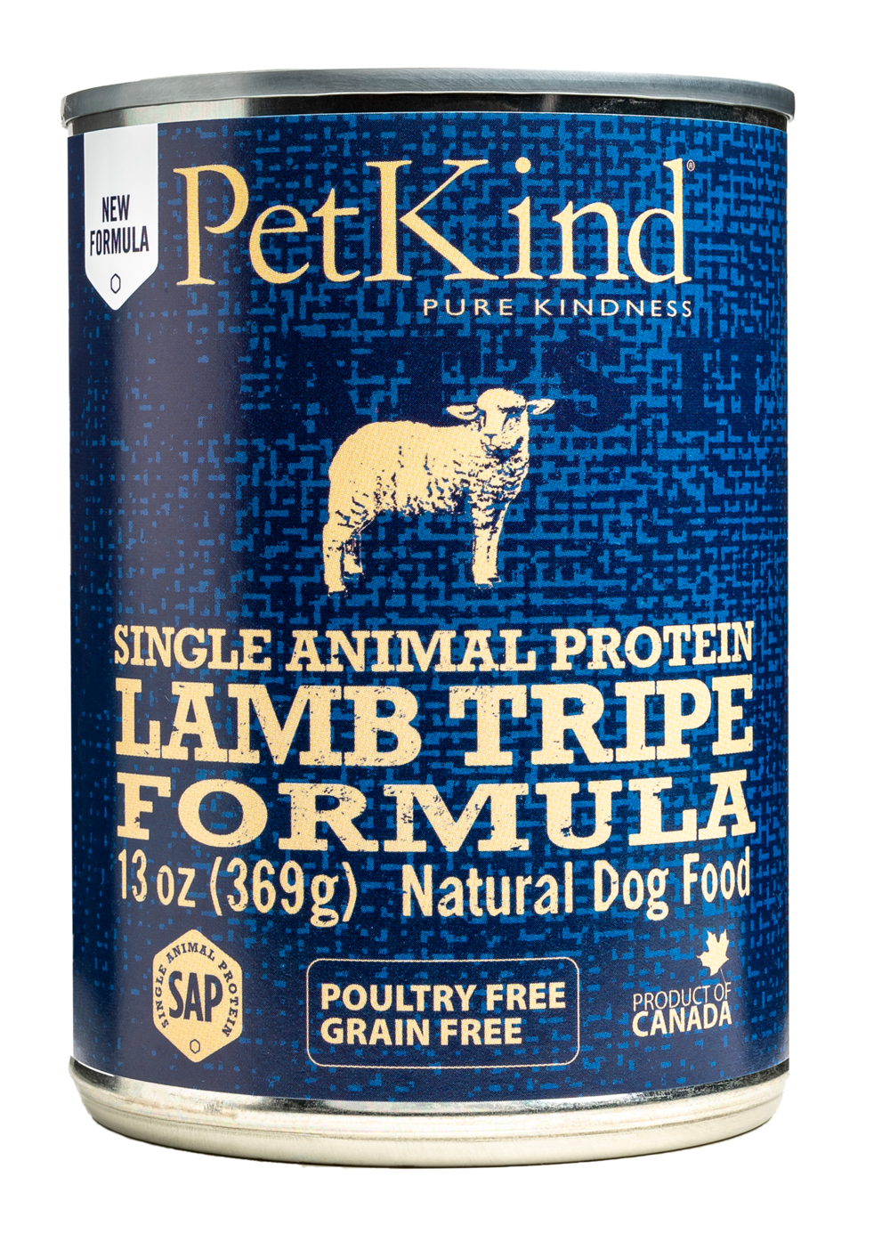 PetKind - SAP That's It Lamb (13oz) - {Wild Coast Pet Food}