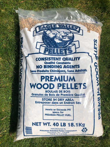 Eagle Valley - Bedding Pellets (18.1kg) - {Wild Coast Pet Food}