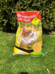 Countryside - Original Cat Food (8kg)(18kg) - {Wild Coast Pet Food}
