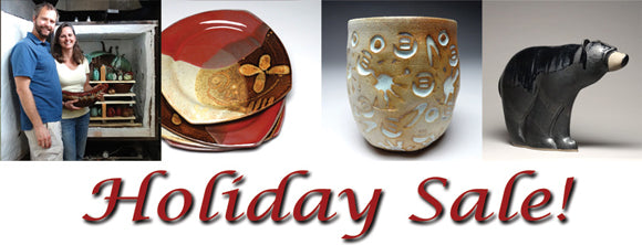 Mangum Pottery Holiday Sale