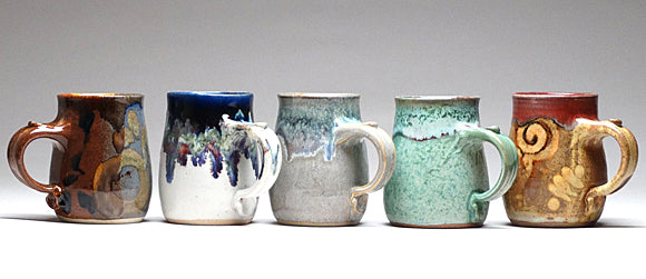 Mangum Pottery Mug Collection