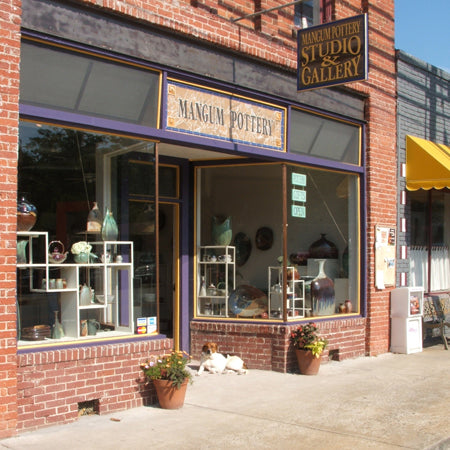 Asheville area Pottery Studio in Weaverville, NC