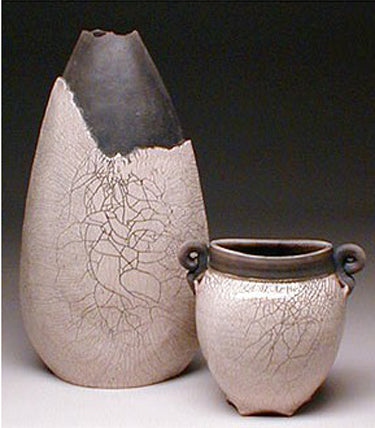 Rob and Beth Mangum Raku