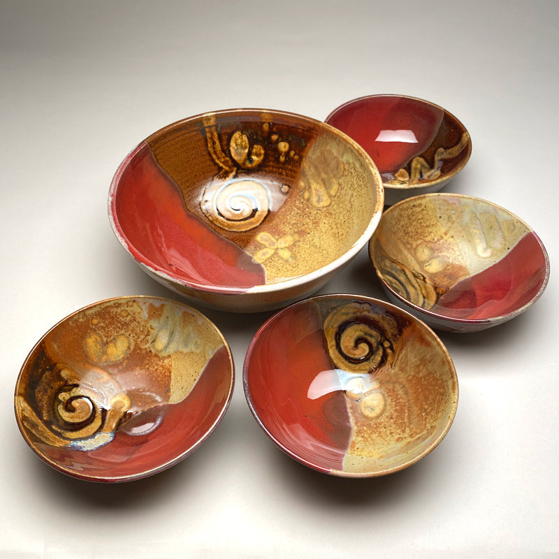 Medium Bowl Set Chautauqua