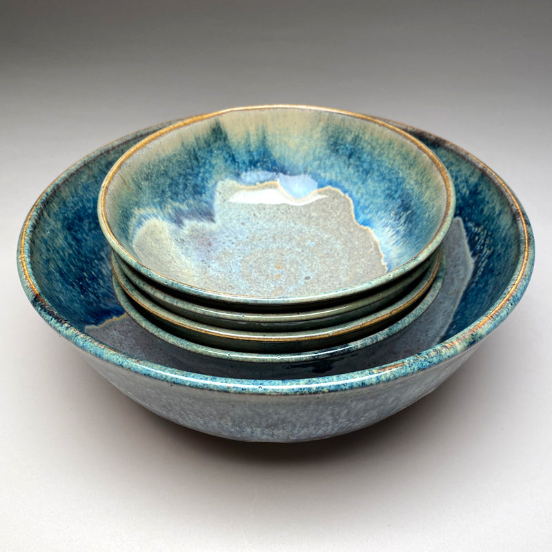 Medium Bowl Set Blue Ridge