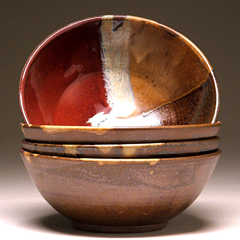 Soup Bowl in Autumn Glaze