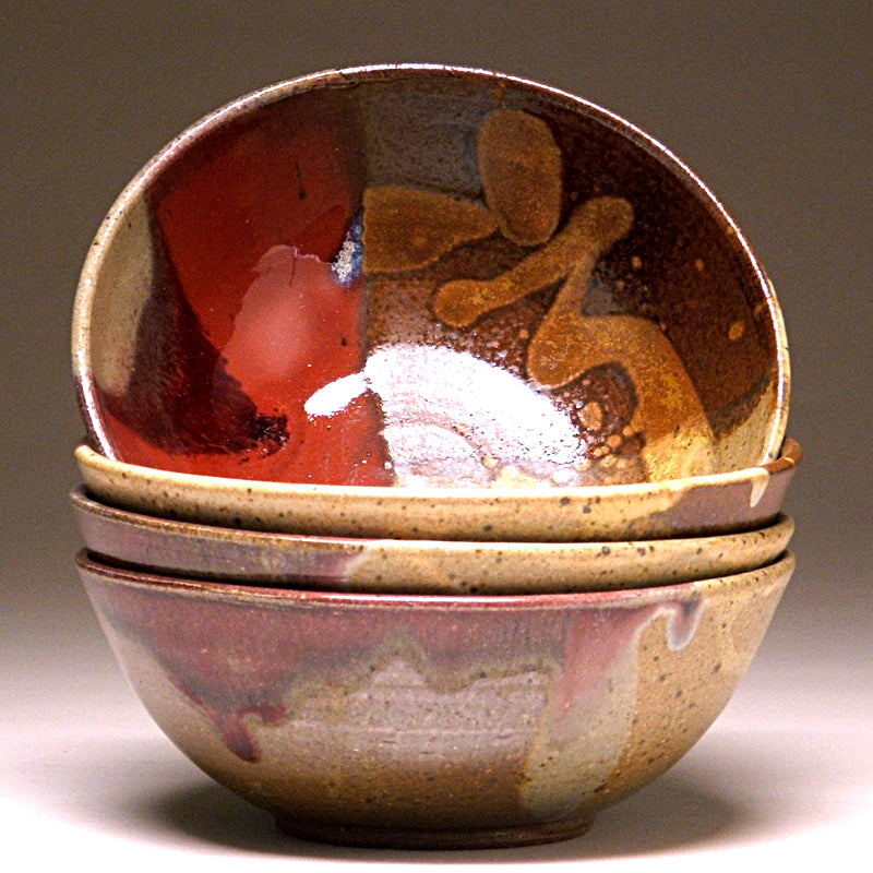 Soup Bowl in Chautauqua Glaze