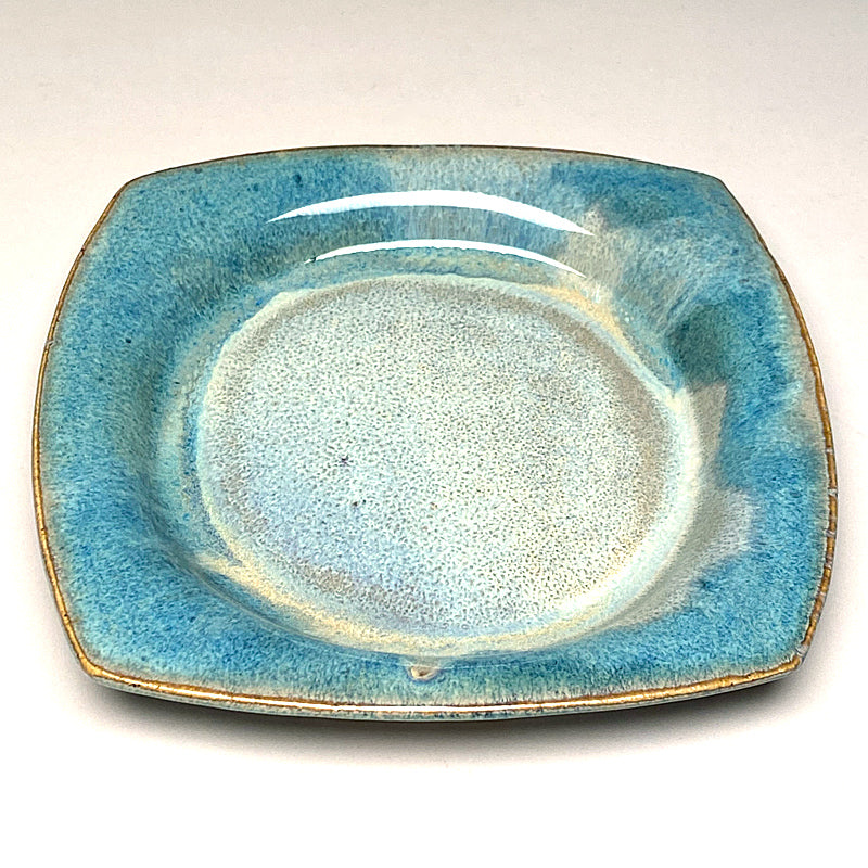 Cocktail Plate in Blue Ridge