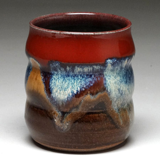 Juice Cup in Autumn Glaze
