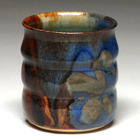 Juice Cup in Multi Glaze