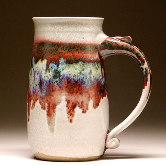 Large Mug in Springtime Glaze