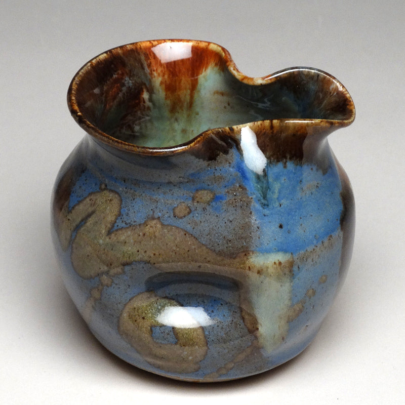 Pincher in Multi Glaze