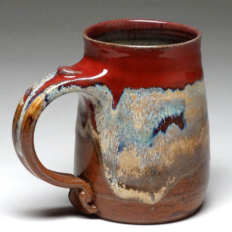 Pint Mug in Autumn Glaze