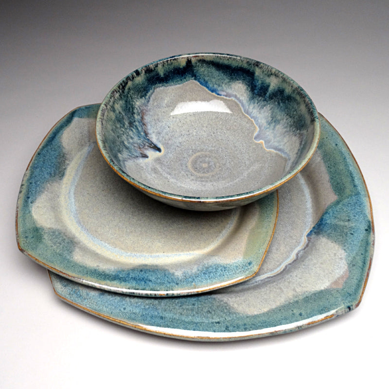 Blue Ridge Glaze Dinnerware