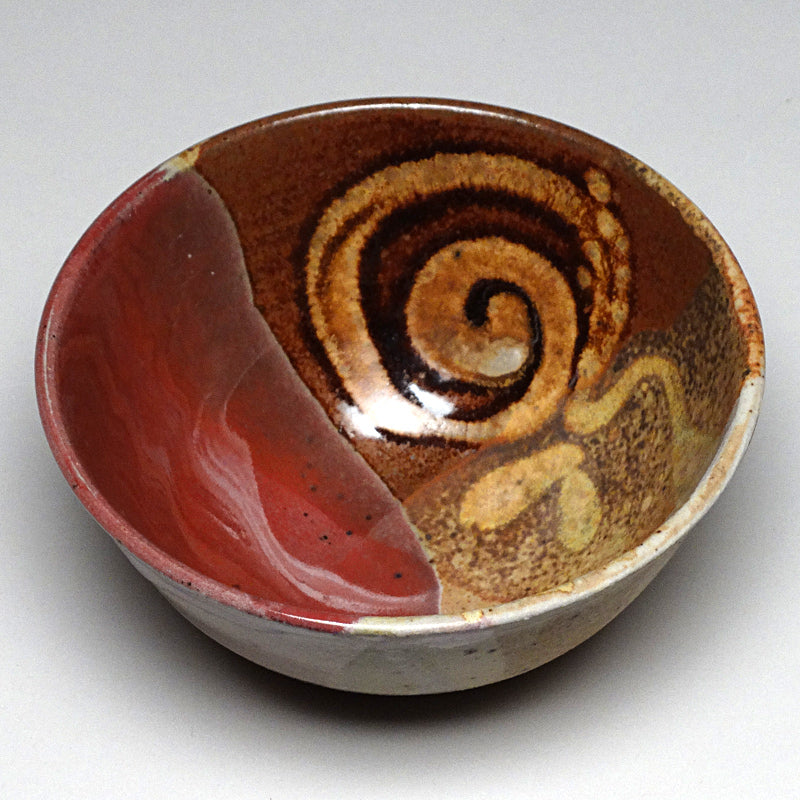 Small Bowl in Chatuaqua Glaze