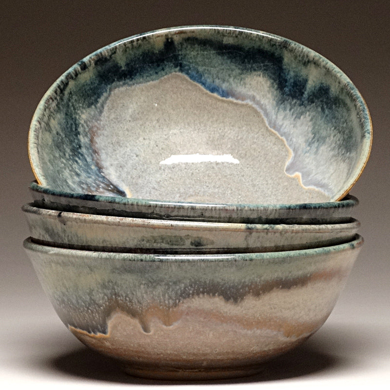 Cereal Bowls in Blue Ridge Glaze