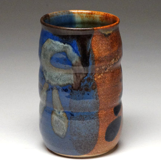 Tumbler in Multi Glaze
