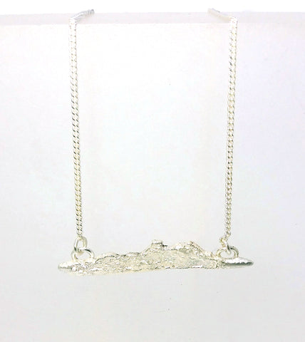 1780 Rockface Landscape Necklace 8