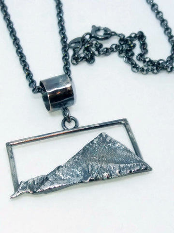 Landscape Pendant 'Muckle Mountain'