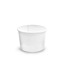120-001-016 Soup/Food Cup 16oz. Standard Paper, Plain White