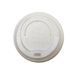 EarthPro Hot Cup Lids 80mm