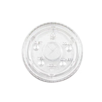 320-002-090 Clear PETE Lids, fits 16/20/22 oz. Paper Cold Cups (LCC16PET)
