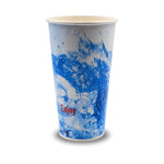 110-101-032 Paper Cold Cup, 32oz. Enjoy Splash Design