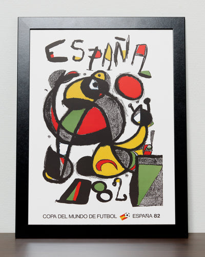 World Cup 1982 poster - Spain 82