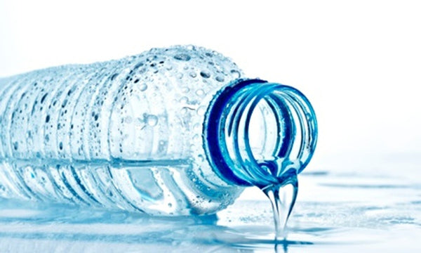 Bottled water can be divided in 3 categories: table water, spring water and mineral water. Picture from znbc.co.zm