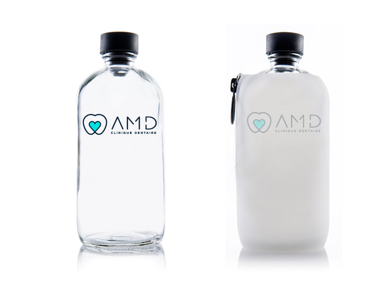 LAB[O] | The Water Bottle - AQUAOVO