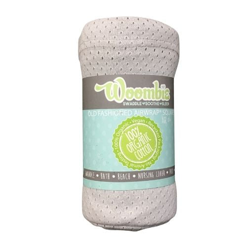 Woombie Old Fashioned Air Wrap - Cool Grey