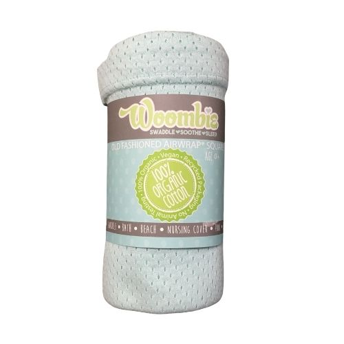 Woombie Old Fashioned Air Wrap - Minty