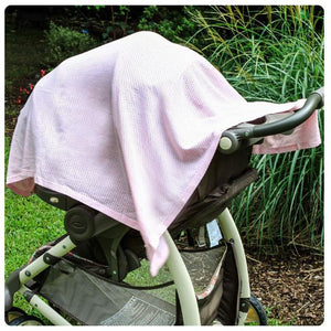 Woombie Old Fashioned Air Wrap - Light Lilac