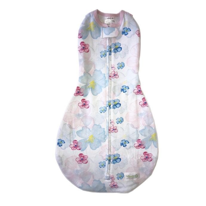 Woombie Grow With Me - Flowy Flowers 0-18M