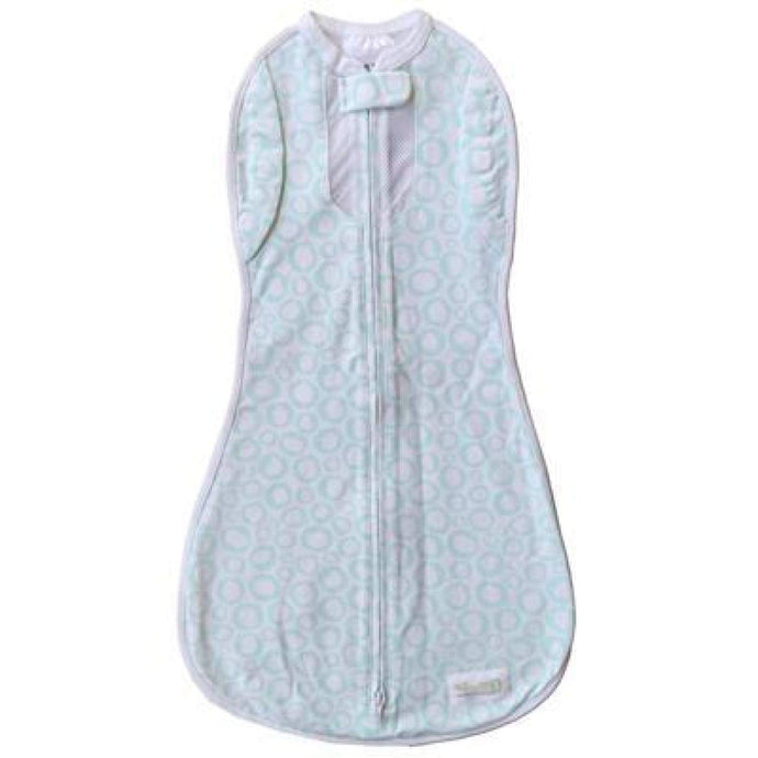 Woombie Convertible Air - Mint Os Newborn 0-3M/2.5-6KG