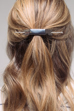 Love Geometric Hair Clip