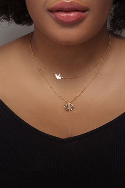 Love Spring Starling Necklace