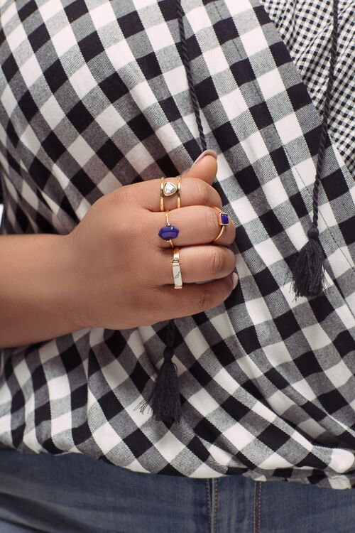 Love Bohemian Ring Set