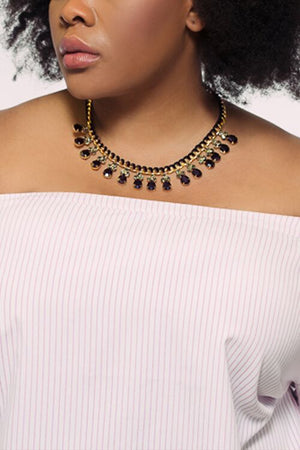 Love Chicago Statement Necklace