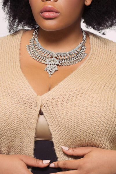 Love Luxury Statement Necklace
