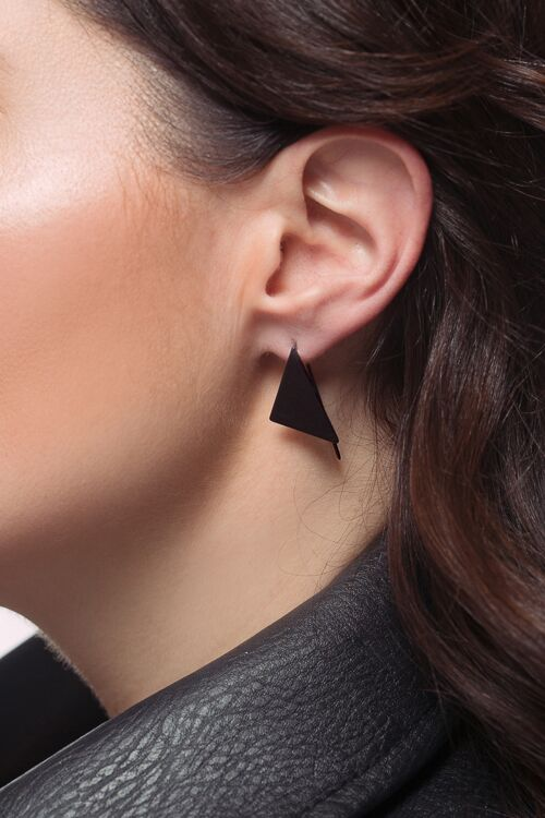 Love Punk Rock Earrings