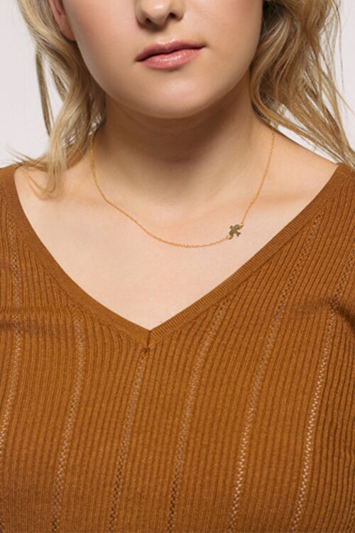 Love Singing Sparrow Choker