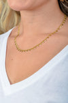 Willow Orange & Navy Poncho