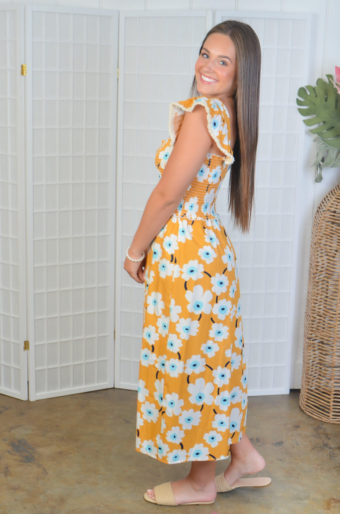 Sweet Satin Grey Leopard Balloon Sleeve Top | L Mae Boutique