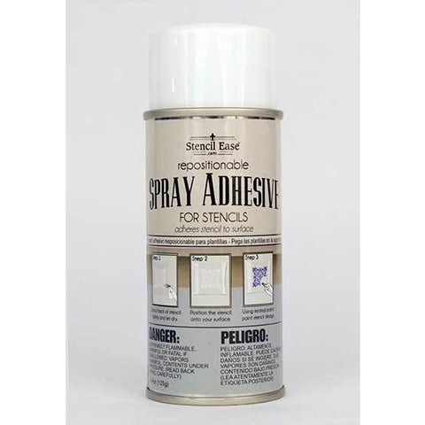 Repositionable Spray Adhesive