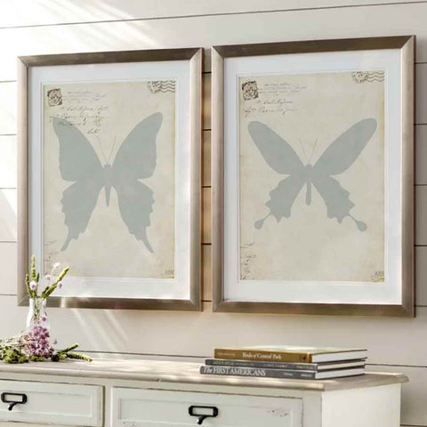 Butterfly Stencil for Wall Art