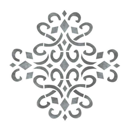 Stencil For Paint : Stencil on Pinterest  Damask Stencil, Stencil Patterns and Stencil