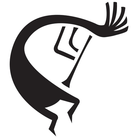 Kokopelli 18 Craft Stencil