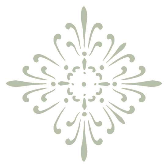 Amiens French Heritage Accent Stencils