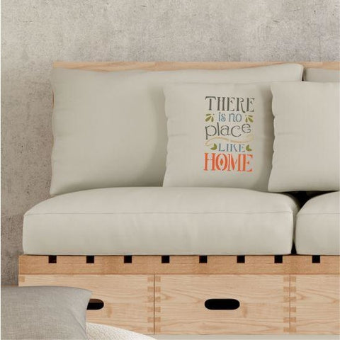 There is No Place Like Home Stencils